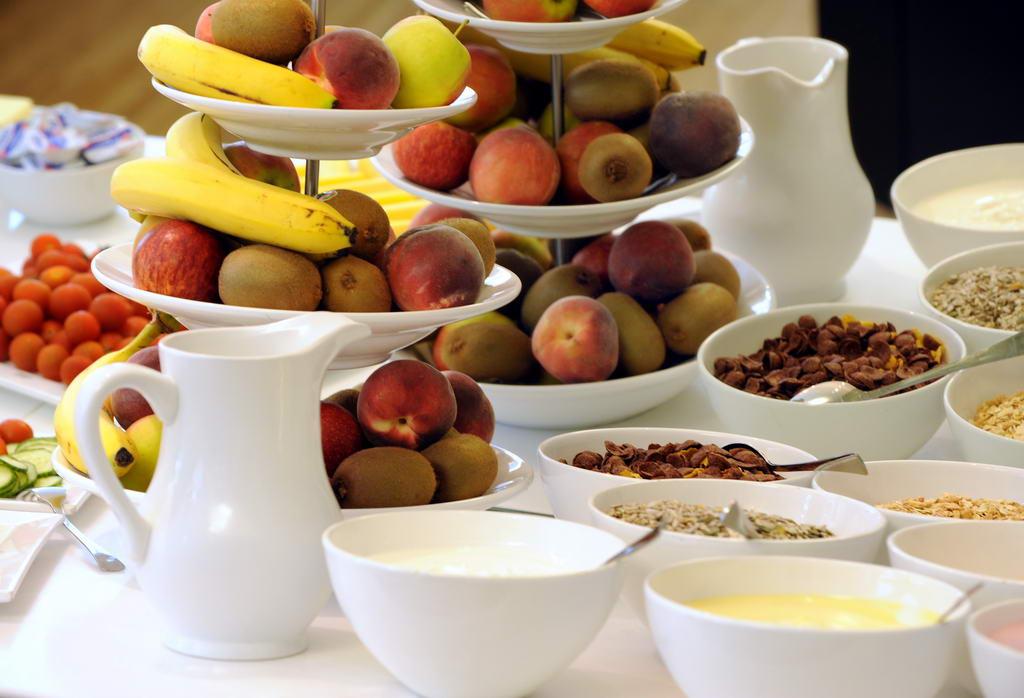 Frühstücksbuffet frisches Obst