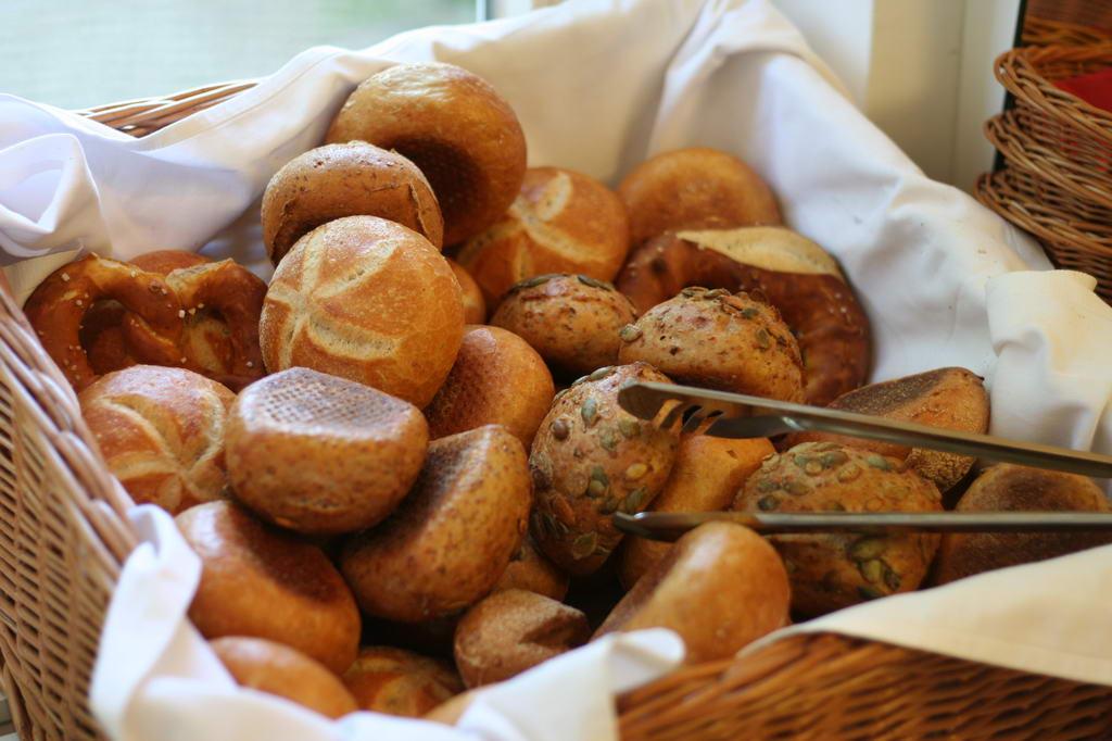 Frühstück Brötchen