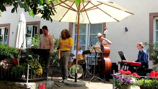 Jazzfrühschoppen Clarino Jazzband